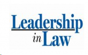 Adam Spence selected as Leader in Law